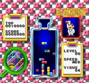 Dr. Mario BS Ban - Screenshot - Gameplay