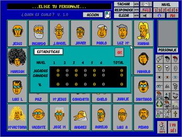 ¿Quien es Cualo? - Screenshot - Gameplay