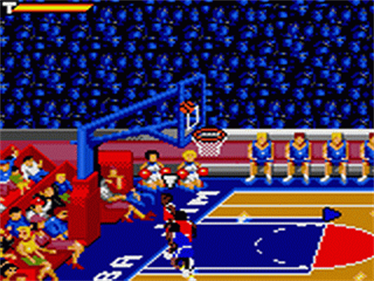NBA Jam - Screenshot - Gameplay