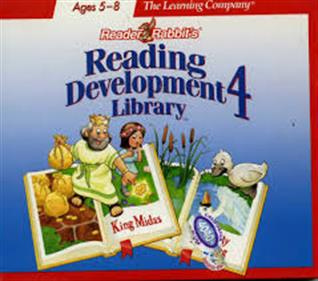 Reader Rabbit's Reading Development Library 4