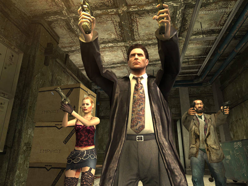 Max Payne 2 The Fall Of Max Payne Details Launchbox Games Database