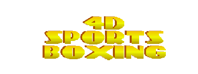 4-D Boxing - Clear Logo