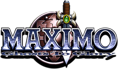 Maximo: Ghosts to Glory - Clear Logo