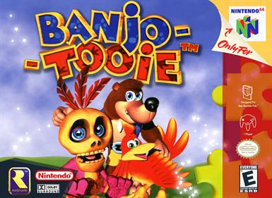 Banjo-Tooie - Fanart - Box - Front