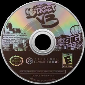 NBA Street V3 - Disc