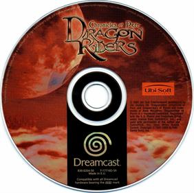 Dragon Riders: Chronicles of Pern - Disc