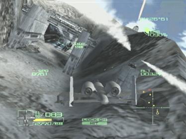 AirForce Delta Storm - Screenshot - Gameplay