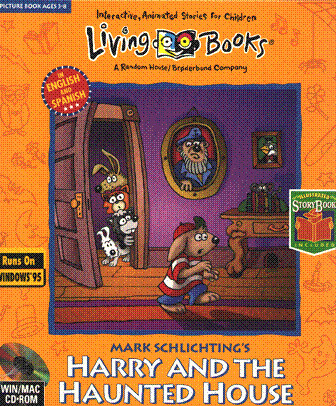 Download Harry and the Haunted House - My Abandonware