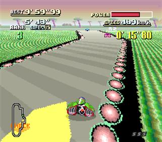 BS F-Zero Grand Prix - Screenshot - Gameplay
