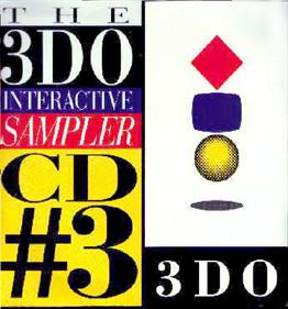 The 3DO Interactive Sampler CD #3