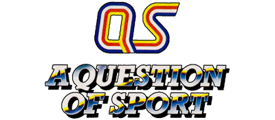 A Question of Sport - Clear Logo