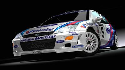 Colin McRae Rally 2.0 - Fanart - Background