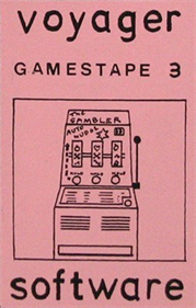 Games Tape Three