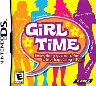 Girl Time: Everything You Need for a Hip, Happening Life!