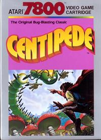 Centipede - Box - Front