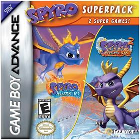 Spyro SuperPack: Season of Fire/Season of Ice