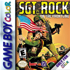 Sgt. Rock: On the Frontline