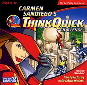 Carmen Sandiego's ThinkQuick Challenge
