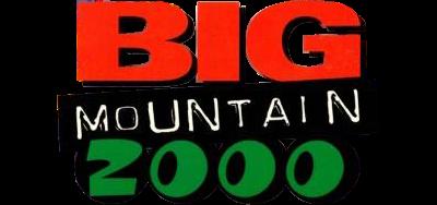 Big Mountain 2000 - Clear Logo