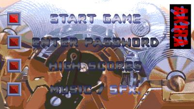 Akira - Screenshot - Game Select