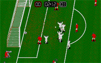 European Championship 1992 - Screenshot - Gameplay