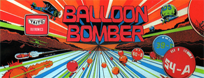 Balloon Bomber - Screenshot - Gameplay