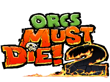 Orcs Must Die! 2 - Clear Logo