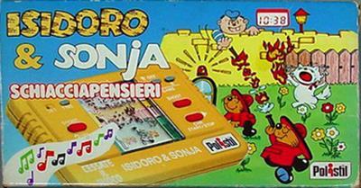 Isodoro & Sonja: Cessate il Fuoco