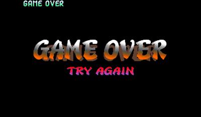 Street Fighter Alpha 2 - Screenshot - Game Over