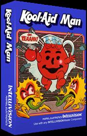 Kool-Aid Man - Box - 3D