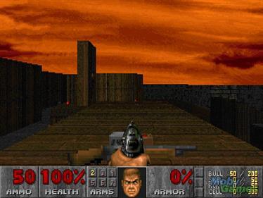 The Ultimate DOOM - Screenshot - Gameplay