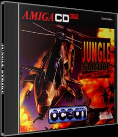 Jungle Strike - Box - 3D