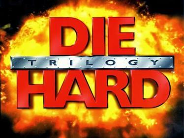 Die Hard Trilogy - Screenshot - Game Title
