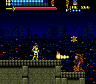 Valis III - Screenshot - Gameplay