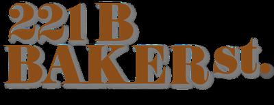 221 B Baker St. - Clear Logo