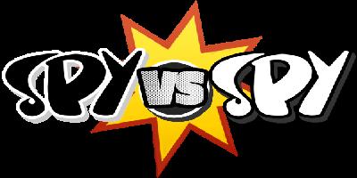 Spy vs Spy - Clear Logo