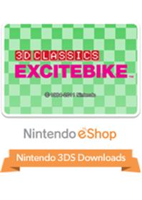 3D Classics: Excitebike