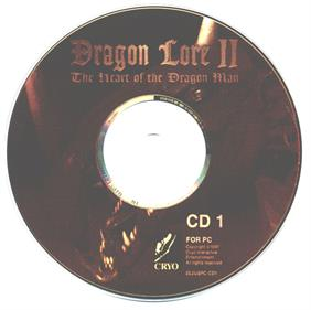 Dragon Lore II: The Heart of the Dragon Man - Disc