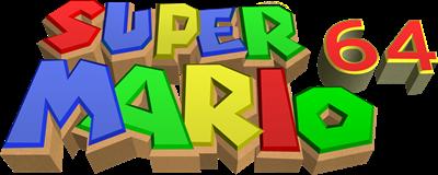 Super Mario 64 - Clear Logo
