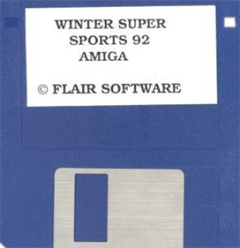Winter Supersports 92  - Disc