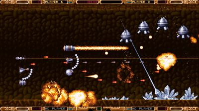 1993 Space Machine - Screenshot - Gameplay