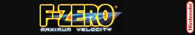 F-Zero: Maximum Velocity - Banner