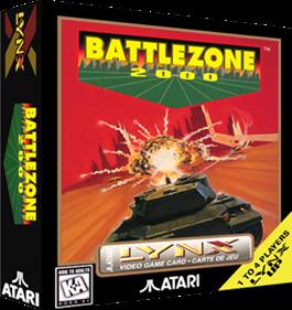 Battlezone 2000 - Box - 3D