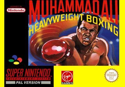 Muhammad Ali Heavyweight  Boxing - Fanart - Box - Front