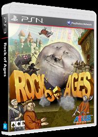 Rock of Ages - Box - 3D