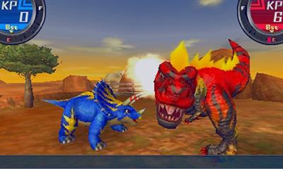 Fossil Fighters: Frontier - Screenshot - Gameplay