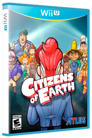 Citizens of Earth - Box - 3D