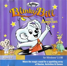 Blinky Bill And The Magician