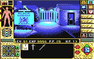Elvira II - Screenshot - Gameplay