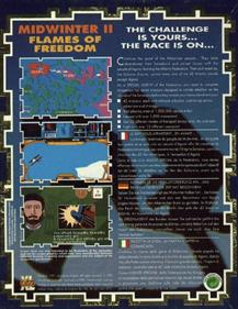Flames of Freedom - Box - Back